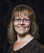 Linda Gustavson, Human Resources Manager